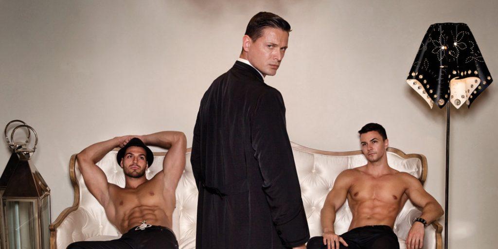 7 pecados capitales del sexo gay